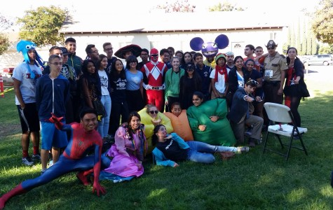 West High Halloween Fun Run