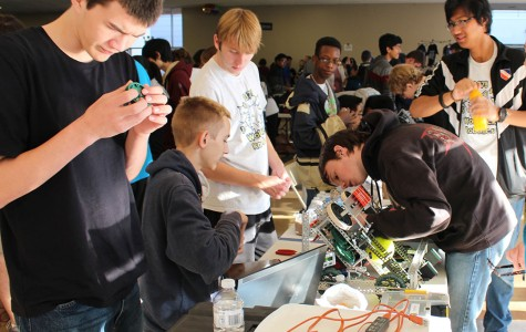 West competes in robotics tournaments