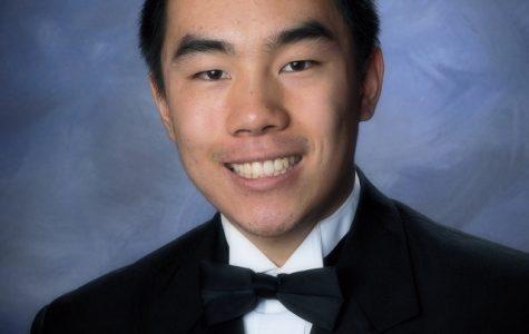 West High's 2016 valedictorian and salutatorians