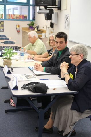 3 seats, 5 candidates: TUSD board member candidates vie over leadership roles in the district in upcoming election