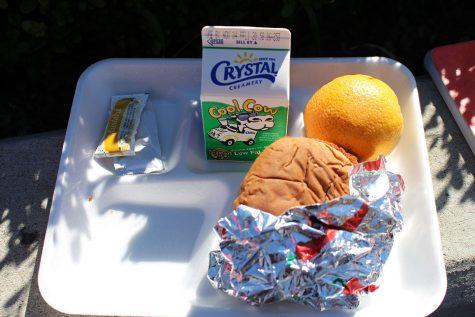 Cafeteria food versus off campus