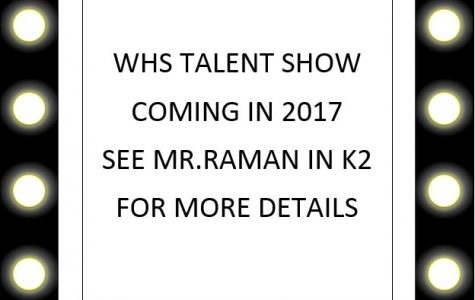 What you need to know before the Talent Show