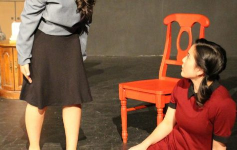 Seniors direct One-Acts for final curtain bow