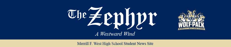 Student Newspaper of Merrill F. West High School