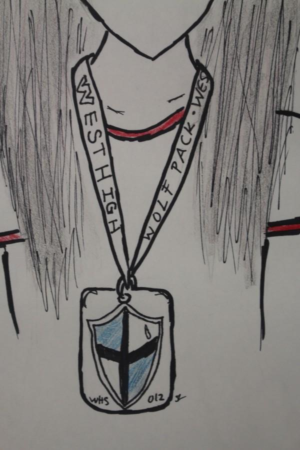 Drawn by Sahar Fayaz
