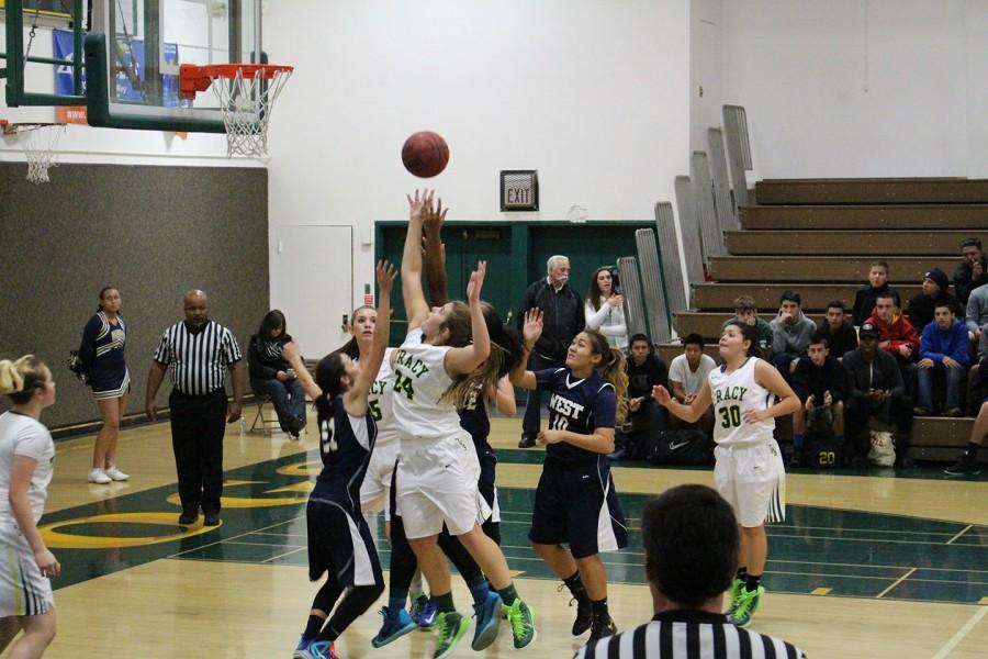 Varsity+girls+basketball