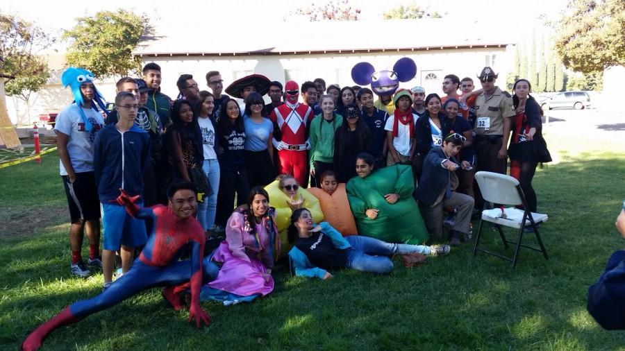 West+High+Halloween+Fun+Run