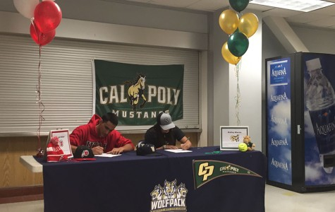West High seniors sign Letters of Intent to play at collegial level