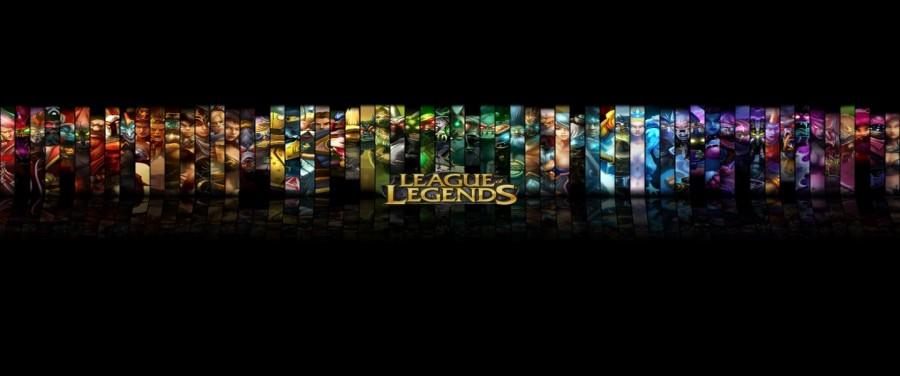 League+of+Legends