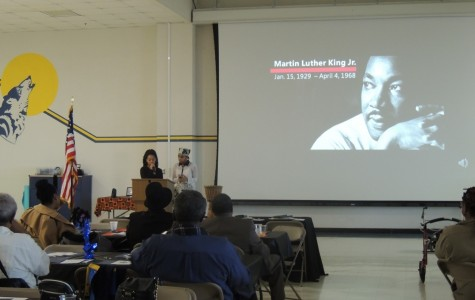 West High celebrates Rev. Dr. Martin Luther King Jr. 20th annual breakfast