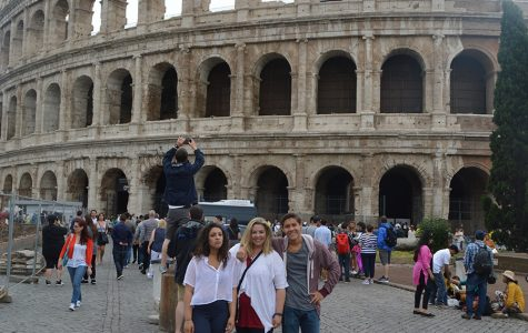 Students travel overseas, witnessing fantasy as reality