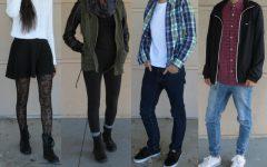 Falling into fashion
