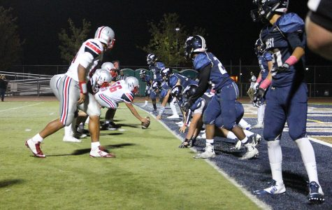 The Wolf Pack face off against the Trojans at Homecoming