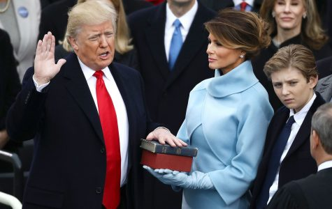 Controversy over Trump's inauguration continues to grow