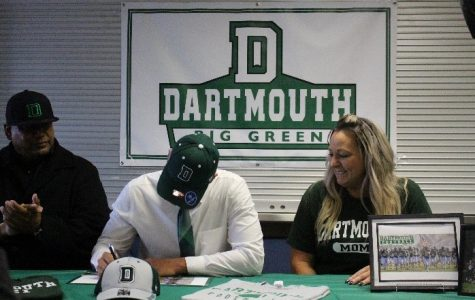 West High senior signs off to Dartmouth