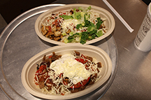 Chipotle restaurant review