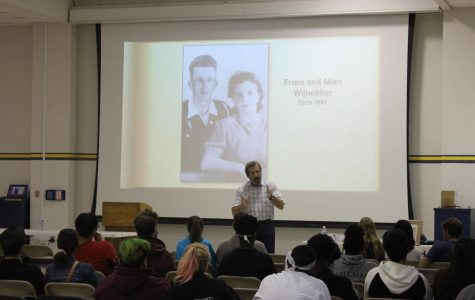 Human rights guest speaker