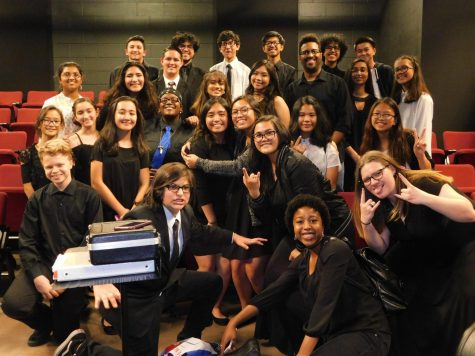 Students honored to perform in Tracy honors