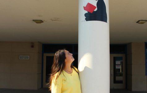 AP Art leaves their mark around campus