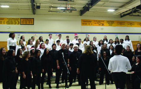 West High music students showcase their talents in the Winter Concert