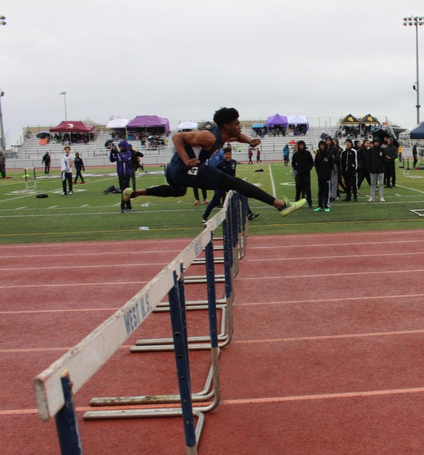 West High senior leaps over competition at national level