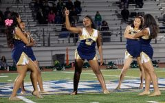 Dance Team Shows Off Fresh Routines