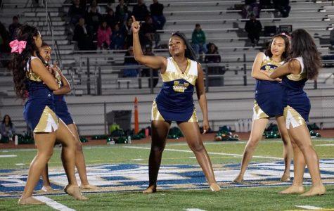 Dance Team Shows Off Fresh Routines