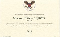 Congratulations to AFJROTC
